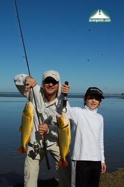¿A vos, quién te enseñó a pescar?